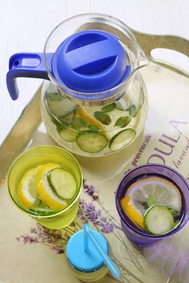 Acqua detox drenante e depurativa anticellulite